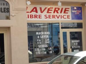 Laverie Grasse