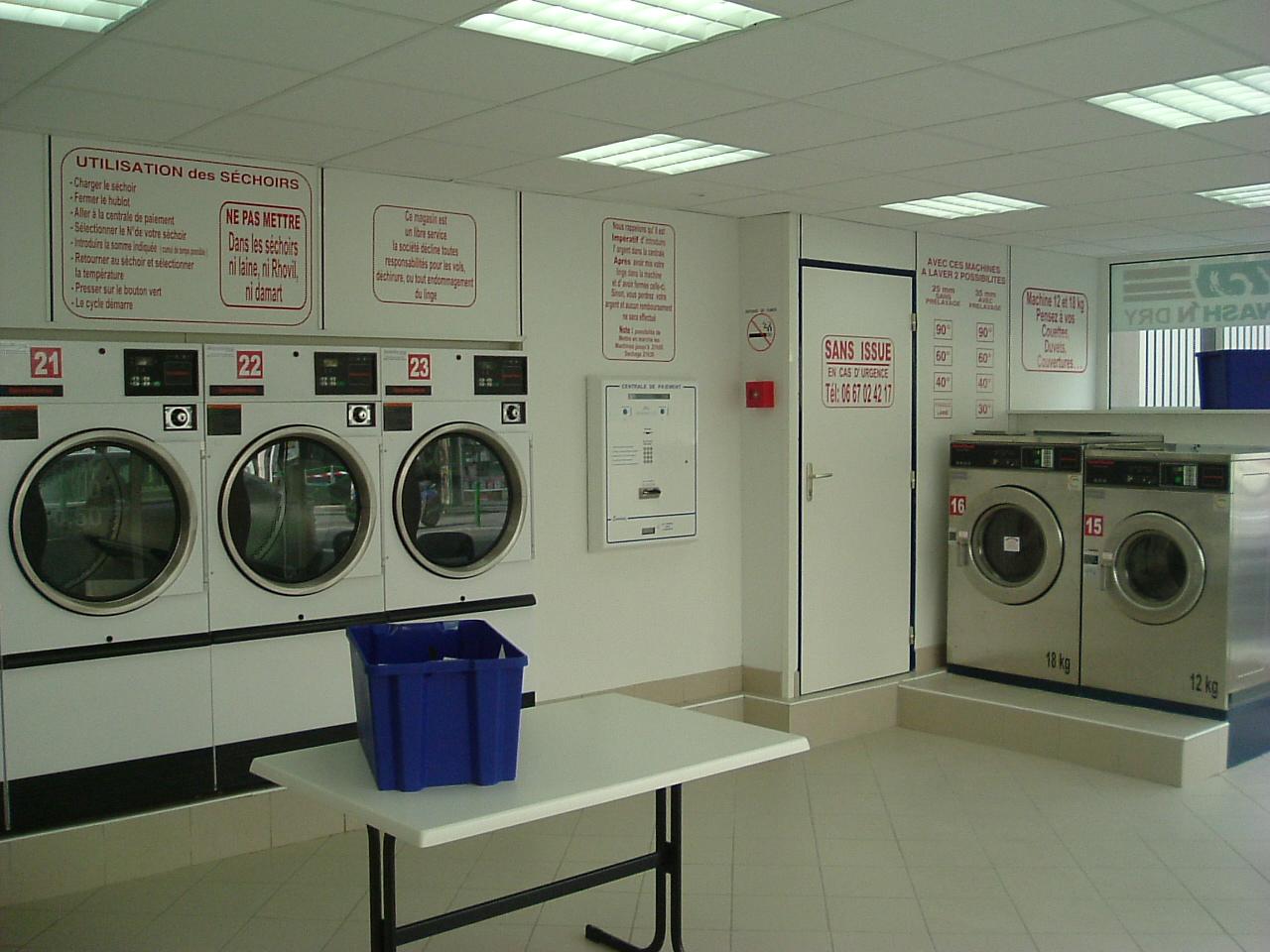 laverie wash 39 n dry malakoff wash 39 n dry. Black Bedroom Furniture Sets. Home Design Ideas