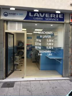Laverie automatique de Nice