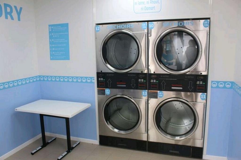 investissement laverie automatique