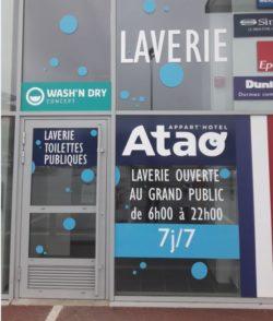 Laverie Vern-sur-Seiche