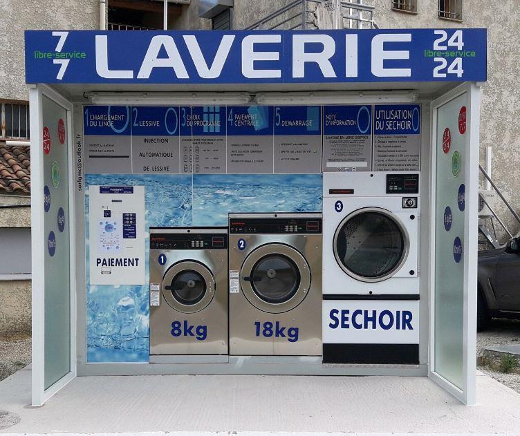 KIOSQUE DE LAVAGE