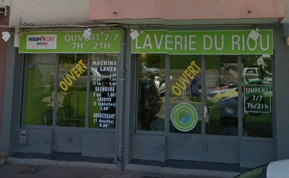 Laverie du Riou Cannes 06