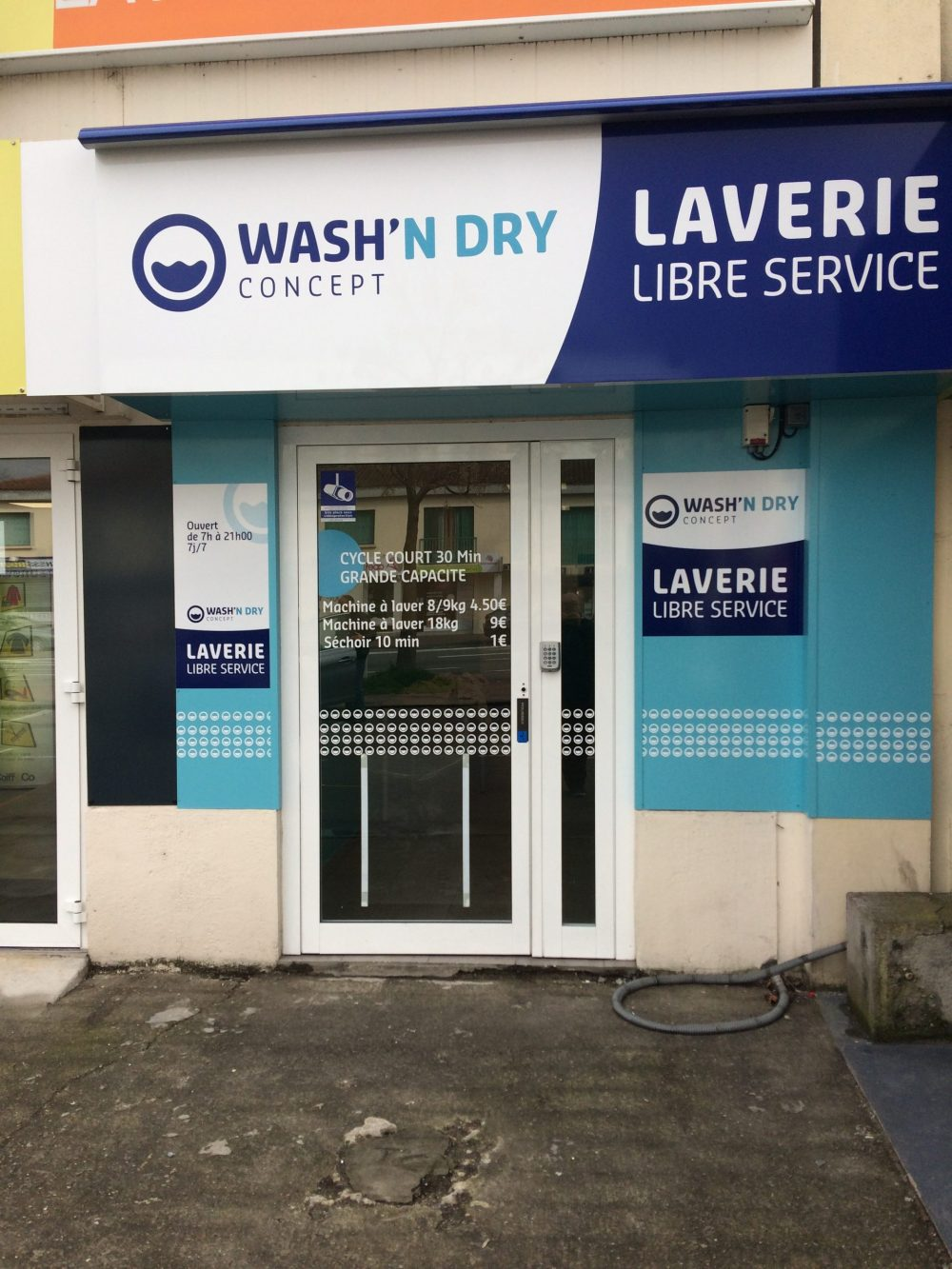 Laverie Wash'n Dry Toulouse - 31