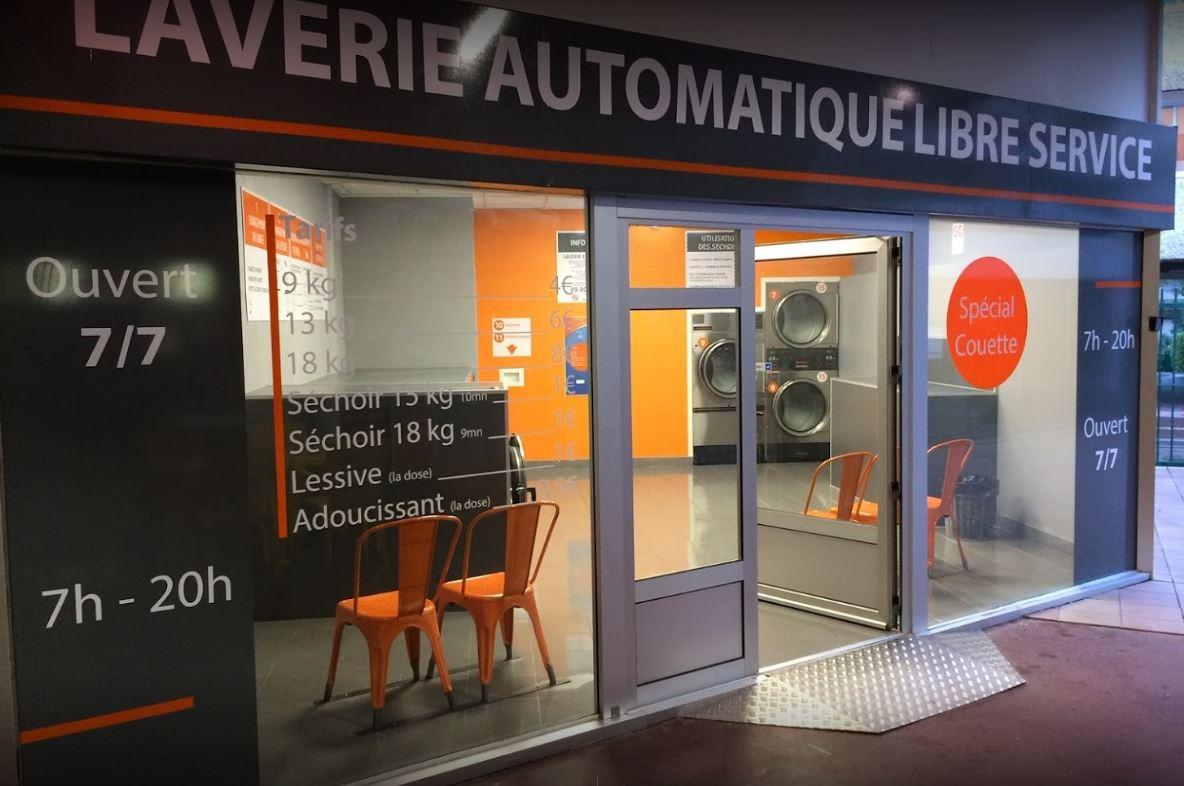 Laverie Montpellier
