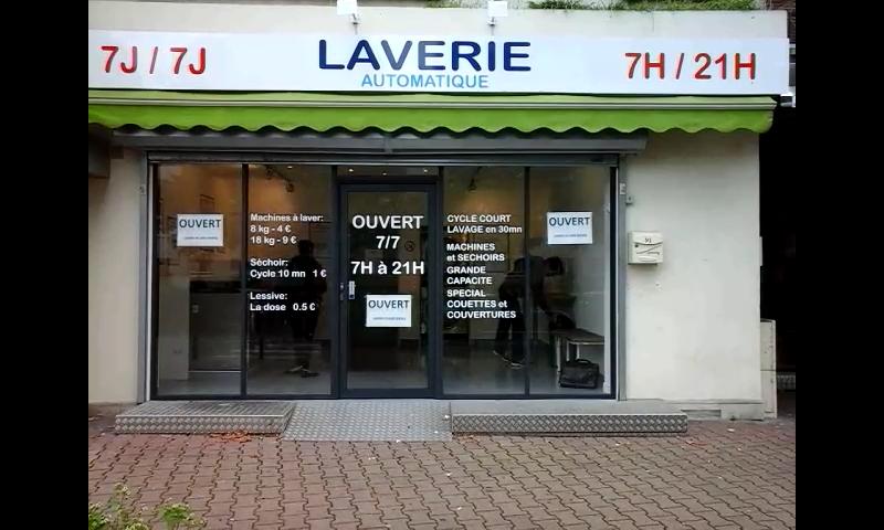 Laverie Chilly-Mazarin 91