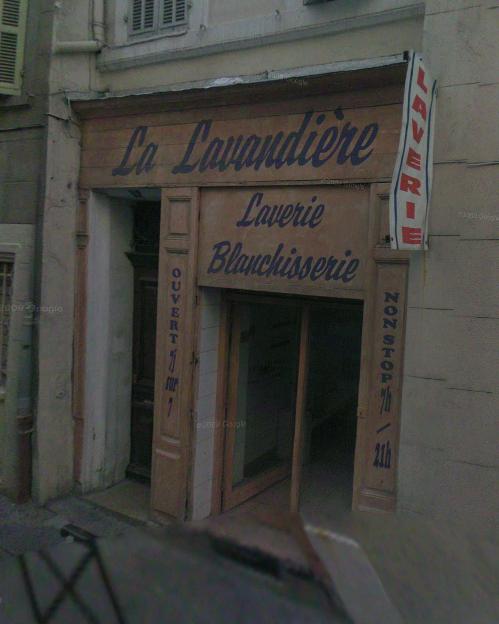 Laverie Marseille 13