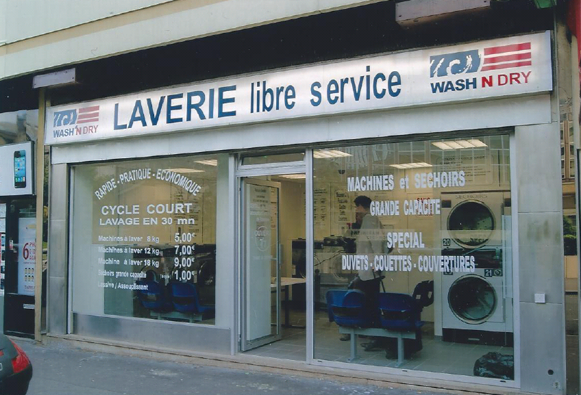 Laverie Libre Service Sbd, Paris - Address, Hours, Tours, Ticket Price, Reviews, Images