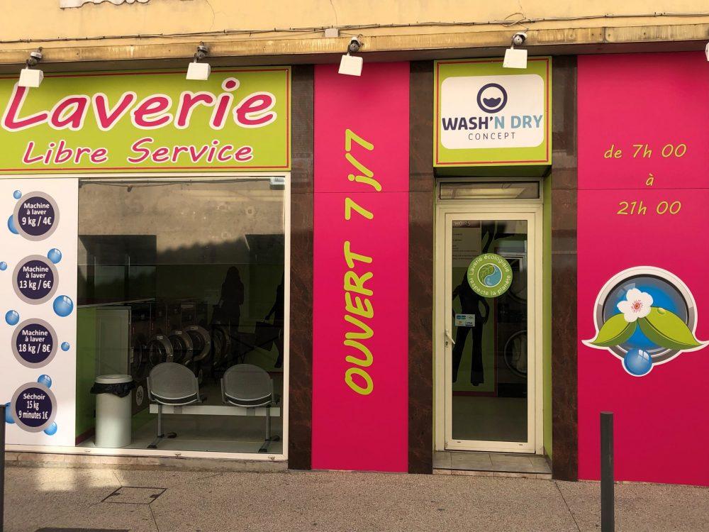 Laverie de Bourg Saint Andéol 26