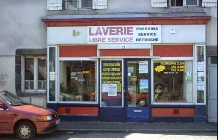 Laverie Libre Service Clermont Ferrand Wash N Dry