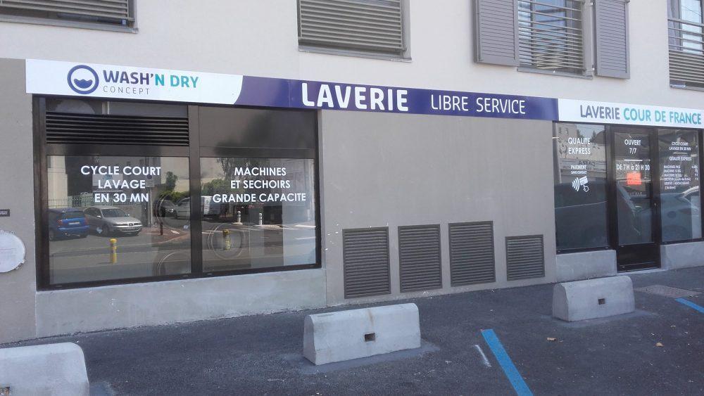 laverie JUVISY 91