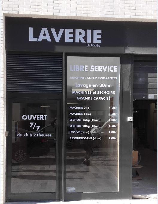 LAVERIE MASSY 91