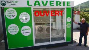 Laverie Satillieu 07